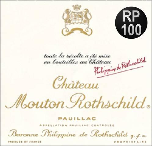 Nathaniel de Rothschild ,el yerno de Jacob ,compra el Chateau Brane Mount y cambia su nombre a Chateau Mouton Rothschild.