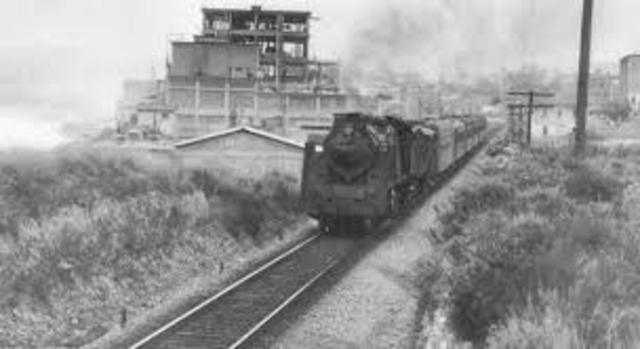Jacob Mayer Rothschild gana el contrato para construir la primera línea de ferrocarril más importante del país.