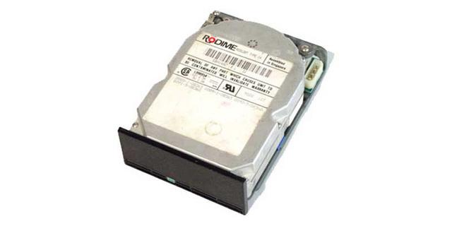 RO352 Primer Disco Duro de 3.5 MB