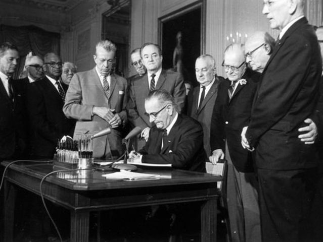The Civil Rights Act (Chp 20)