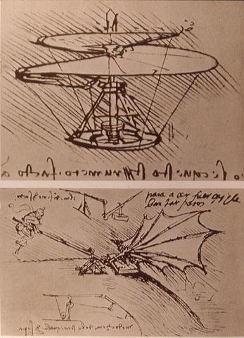 Planeadores y Ornitopteros