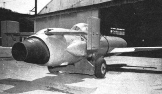Primer prototipo Termojet