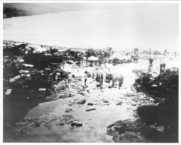 Aleutian Tsunami