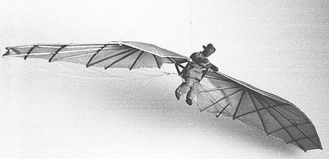 Construccion de planeadores controlables