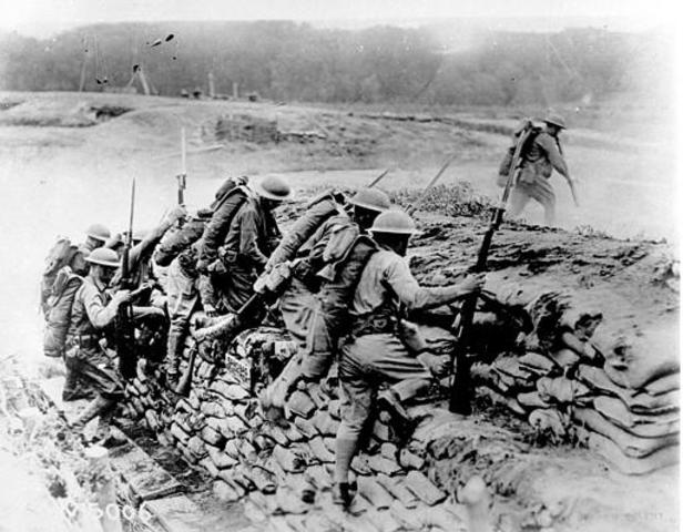 The First World War (Chapter 11)