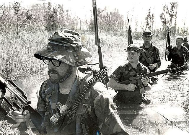 US Cease Fire With Vietcong (Chp 22)