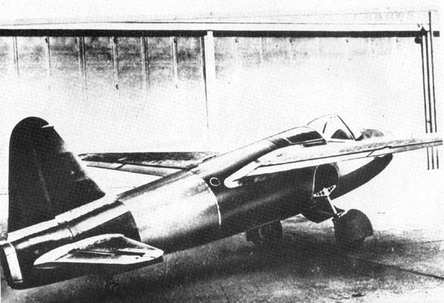 Primero aviones de reaccion