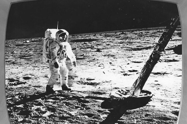 The First to Walk On The Moon (Chp 24)
