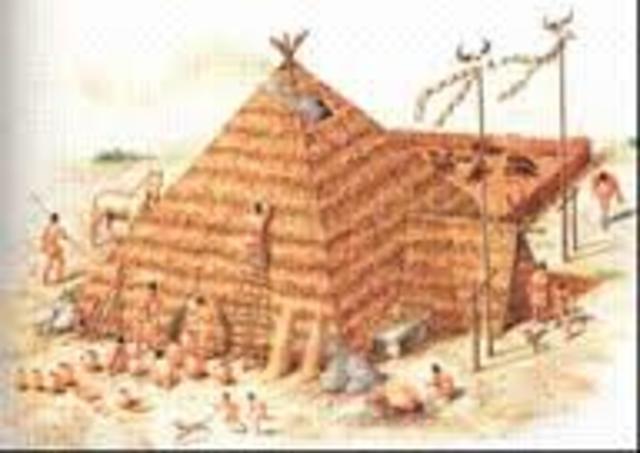 4000 a. C  Egipcios
