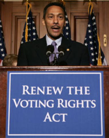 The Voting Rights Act of 1965 (revision)