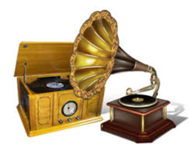 First Radio Transmission of MUSIC!