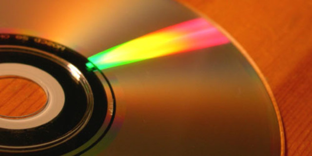 [ Compacted Disc ]