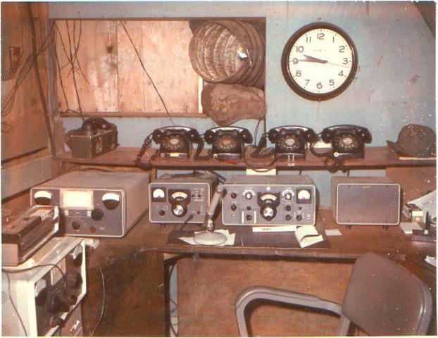 GE Develops radio alternator.