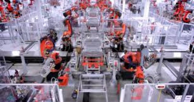 Sistema de producción masiva