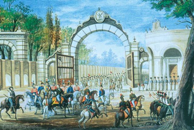 1535-1821 Virreinato de Nueva España