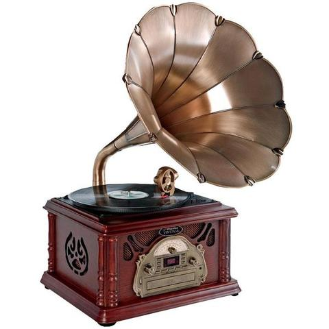 the first phonogram was invented