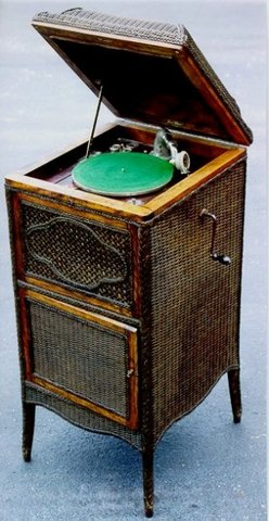 RCA Victor created the Victrola model record player