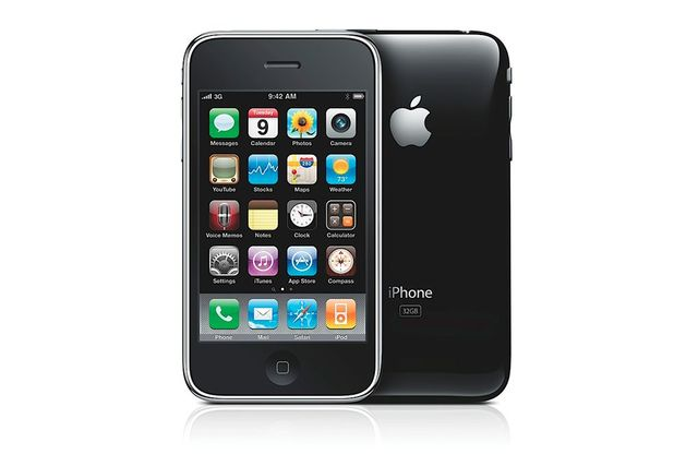 the iPhone is released