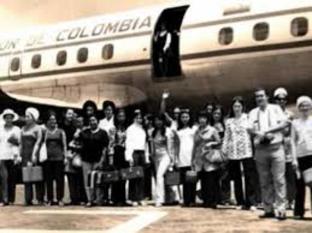 Pioneros de la aviacion en el pais