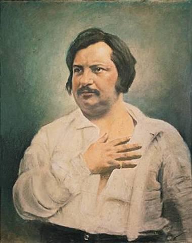 LITTERATURE: Honoré de Balzac
