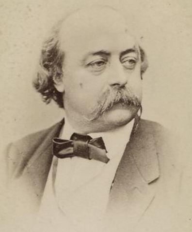 LITTERATURE: Gustave Flaubert