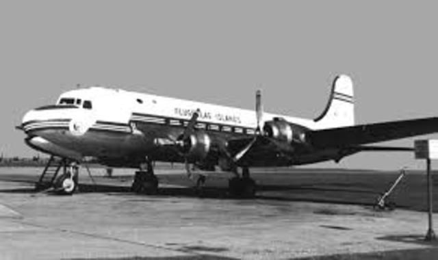 Aviones DC4 Y C54