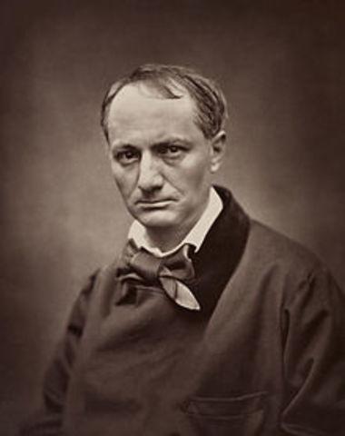 LITTERATURE: Charles Baudelaire
