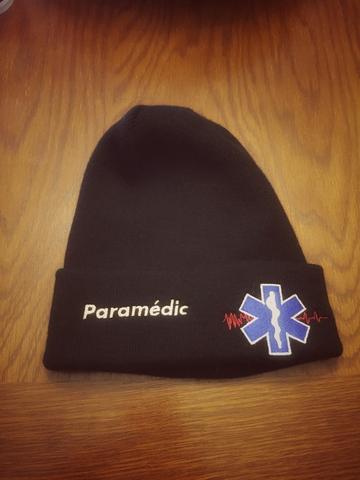 Paramedics recognized in Canada