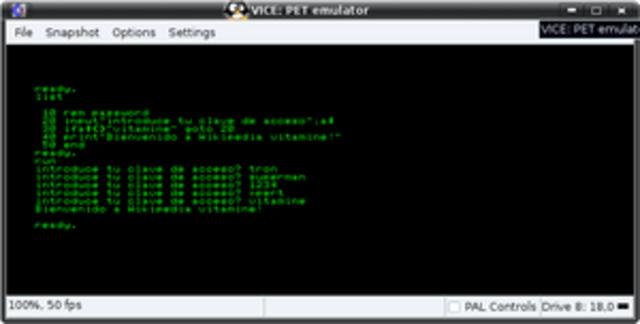 Lenguaje de programacion de facil (BASIC)