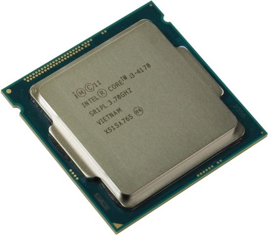 Intel Core i3 Cuarta generacion