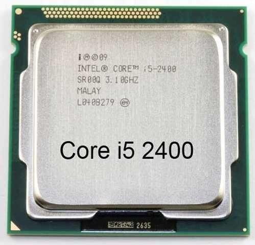Intel Core i5 Segunda generacion