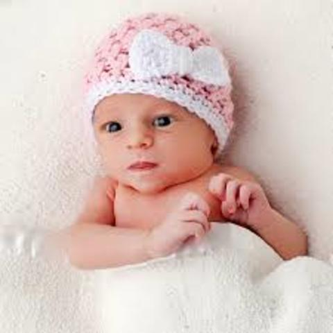 Mi hermana, Lina, nací el nueve de marzo dos mil siete.