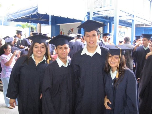 Graduacion cole