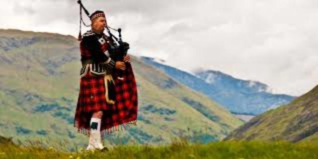 Viajé a Scotland en dos mil diez.