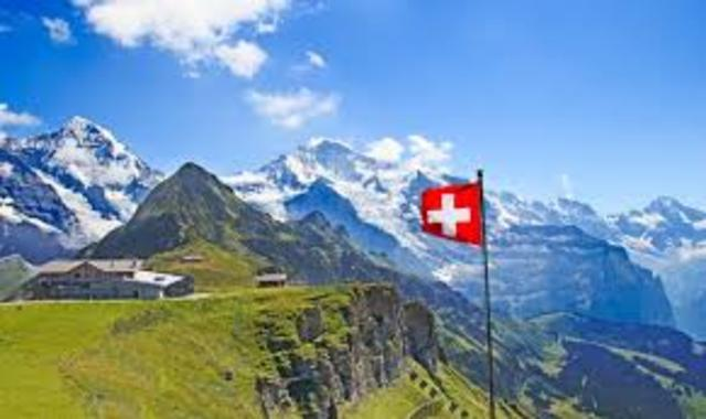 Recorrí con mis padres en Switzerland en dos mil doce.