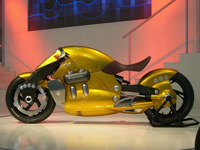 Concept Bike BIPLANE