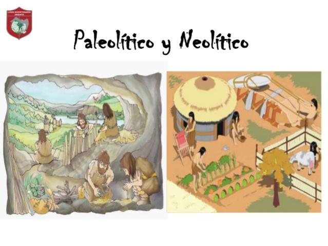 (18,000-7,000 A.C) ETAPA DE LA HISTORIA PALEOLITICA Y NEOLITICA