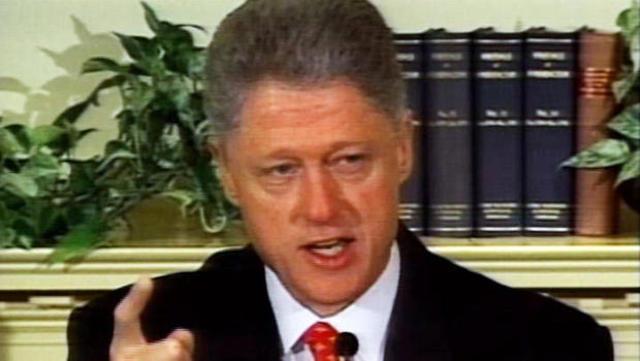 Testimonio de Bill Clinton ante el Gran Jurado: ¡10mil copias!