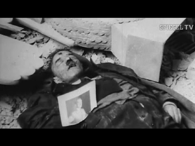 Fate of Adolf Hitler