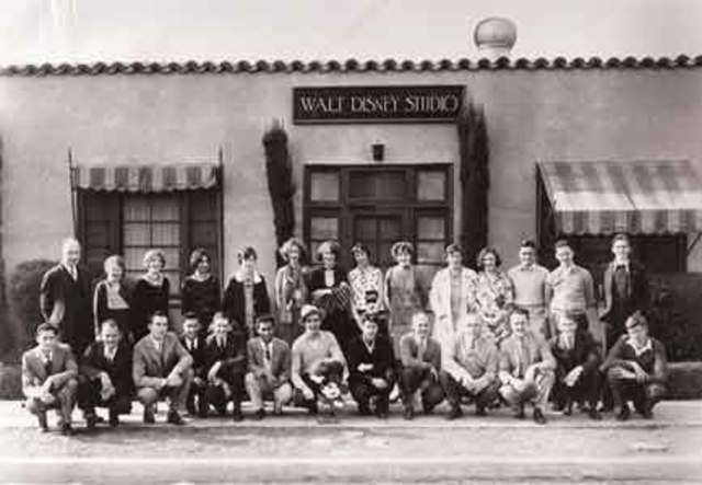 Walt Disney Moved to Hollywood