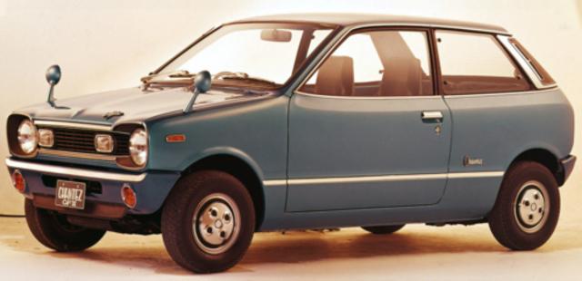 Mazda Chartz