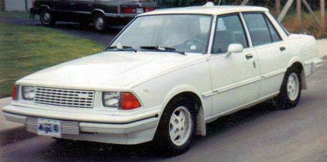 Mazda 626/Familia