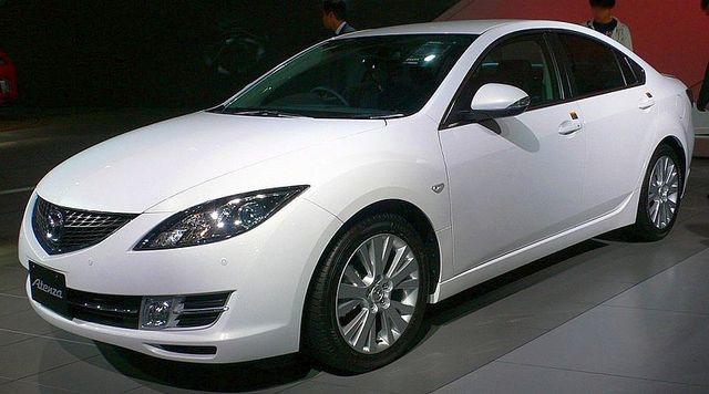 Mazda 6 Segunda Generación