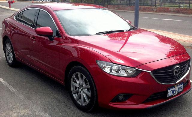 Mazda 6 Tercera Generación