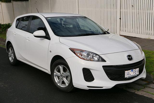 Mazda 3 Segunda Generación