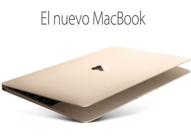 Apple lanza  la Macbook