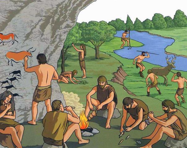 (18000 A.C. - 7000 A.C.) PESCA Y AGRICULTURA