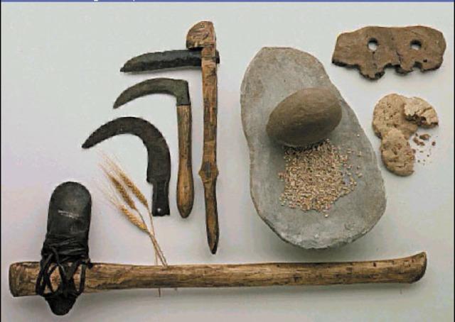 (18000 A.C. - 7000 A.C.) USO PIEDRA PULIMENTADA