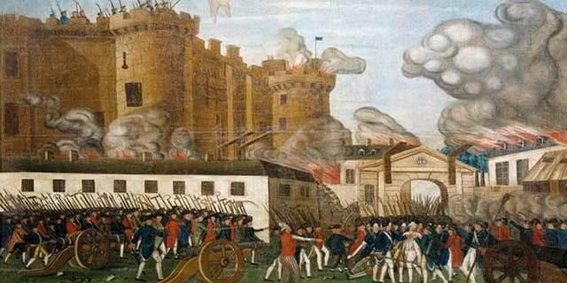 (1454D.C. – 1789D.C)  LA REVOLUCION FRANCESA