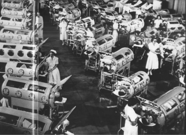Largest U.S. Polio Epidemic